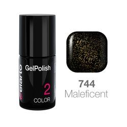 Żel hybrydowy GelPolish nr 744 - Maleficent 7ml