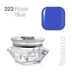 Żel kolorowy Extreme Color Paint Gel nr 222 - Royal Blue 5g
