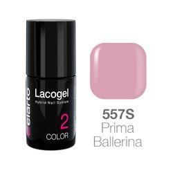 Lakier hybrydowy Lacogel nr 557S - Prima Ballerina 7ml