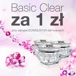 Promocja Basic Clear za 1zł.