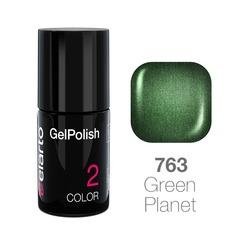 Żel hybrydowy GelPolish nr 763 - Green Planet 7ml