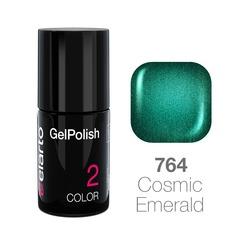 Żel hybrydowy GelPolish nr 764 - Cosmic Emerald 7ml