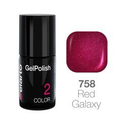 Żel hybrydowy GelPolish nr 758 - Red Galaxy 7ml