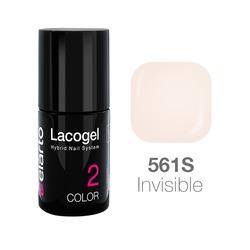 Lakier hybrydowy Lacogel nr 561S - Invisible 7ml