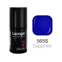 Lakier hybrydowy Lacogel nr 565S - Sapphire 7ml