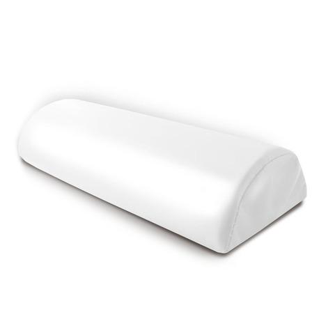 Poduszka / podpórka pod dłoń biała skaj