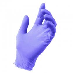 Rękawiczki nitrylowe (S) 10szt