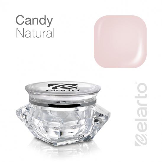 Żel UV/LED beżowo-różowy gęsty Candy Natural 50g