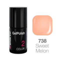 Żel hybrydowy GelPolish nr 738 Sweet Melon - 7ml