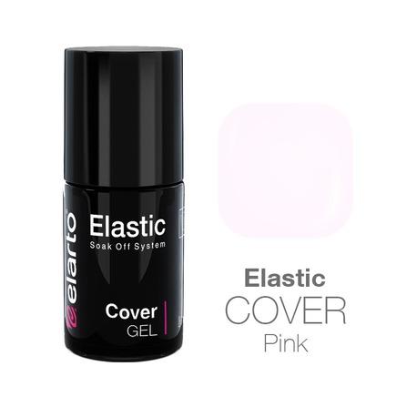Żel hybrydowy Elastic Cover Gel Pink 7ml