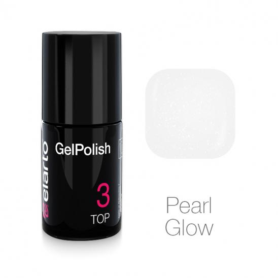 Żel hybrydowy nawierzchniowy GelPolish Pearl Glow Top 7ml