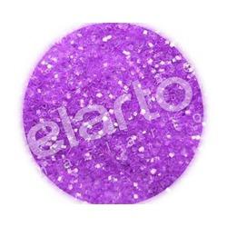 Brokat w fiolce - fioletowy matowy standard