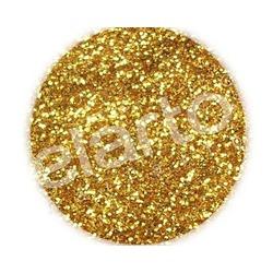 Brokat w fiolce - złoty ciemny