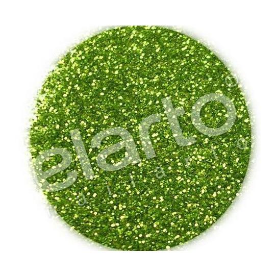 Brokat w fiolce - oliwkowy standard