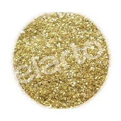 Brokat w fiolce - złoty jasny standard