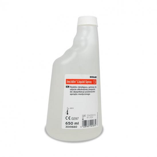 Incidin Liquid Spray 650ml
