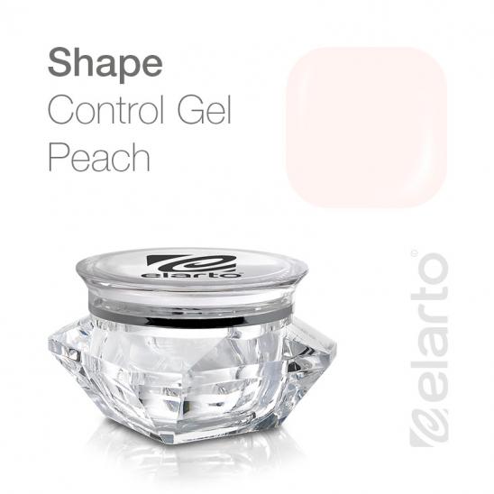 Żel budujący z tiksotropią Shape Control Gel Peach 15g