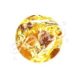 Folia w arkuszu złota