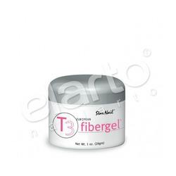 Fibergel T3 średniogęsty różowy mleczny Pink 30 ml