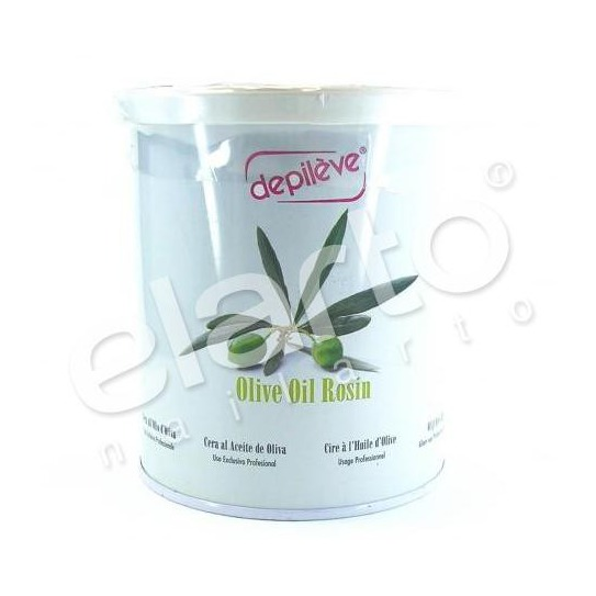Wosk miękki oliwkowy 800g