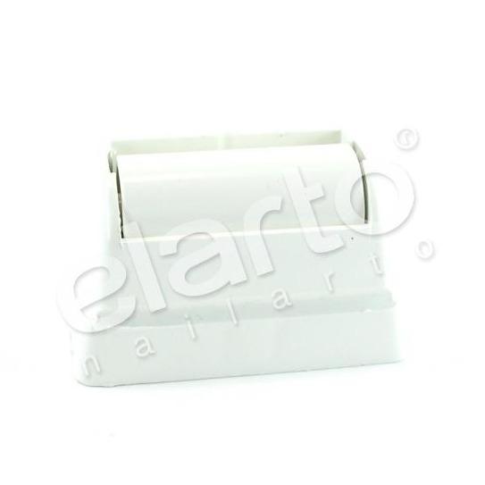 Aplikator duży roll-on do wosku 100g