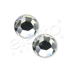 Crystal SS 8 srebrna 100 szt.