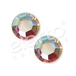 Crystal Aurore Boreale SS 8 srebrna opalizująca 100 szt.