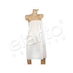 Pareo włókninowe białe 10 szt.