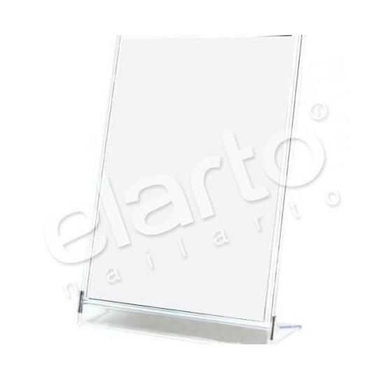 Tabliczka / prezenter A5 bezbarwna