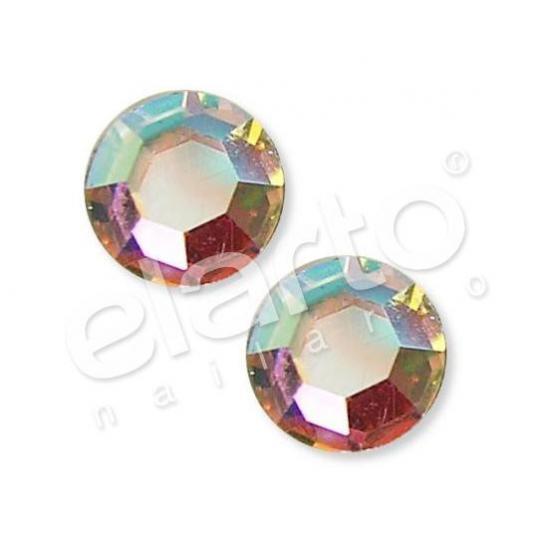 Crystal Aurore Boreale SS 10 srebrna opalizująca 100 szt.