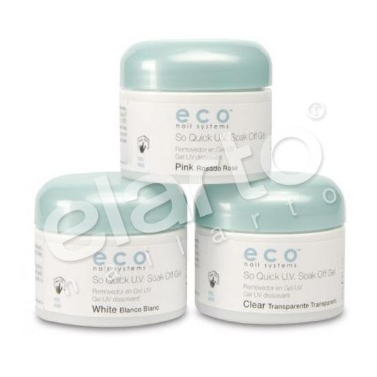 Eco So Quick U.V. Gel różowy 28 g