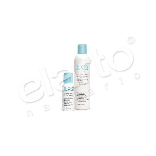 Płyn Eco Soak Off Solution 240 ml