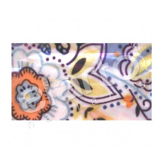 Taśma perlmutowa / muszlowa koronkowe kwiaty
