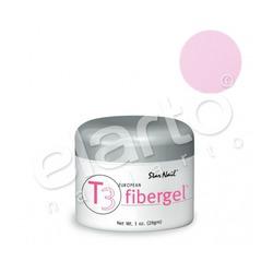 Fibergel T3 średniogęsty różowy różowszy Strike A Pose Pink 28 ml