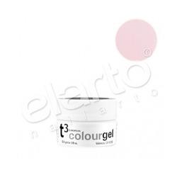 Fibergel T3 średniogęsty różowo - beżowy jasny Opaque Blush 7 g