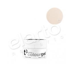 Fibergel T3 średniogęsty beżowy jasny Opaque Nude 7 g