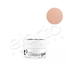 Fibergel T3 średniogęsty beżowy Opaque Rose Nude 7 g