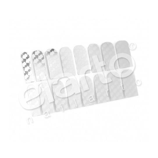 Metaliczna naklejka Minx - strzałki (22)