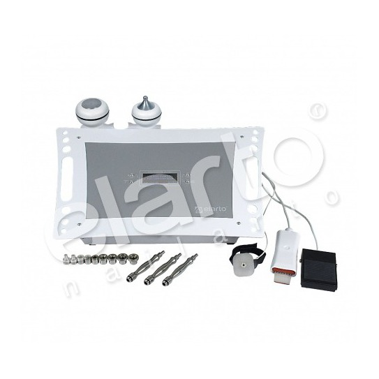 Kombajn kosmetyczny 3w1 mikrodermabrazja diamentowa, peeling kawitacyjny, głowice ultradźwiękowe