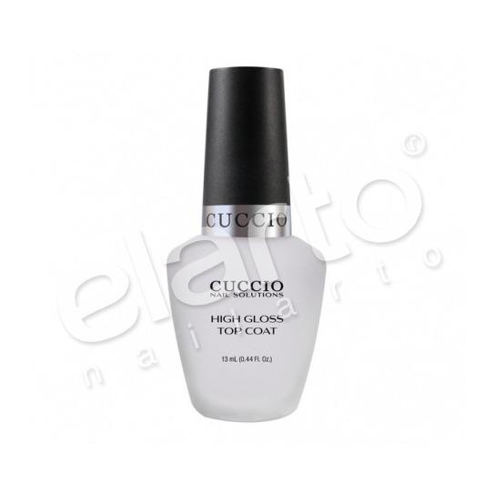 Utwardzacz do paznokci High Gloss Top Coat 13 ml