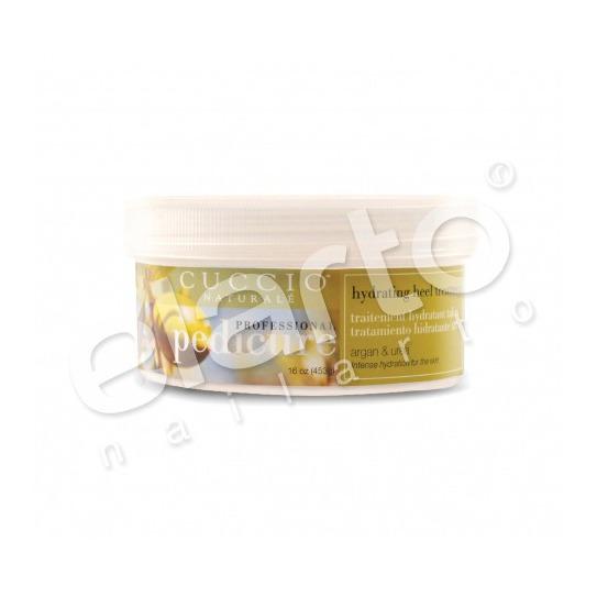Krem leczniczy na pękające pięty mocznik&olej arganowy 453g