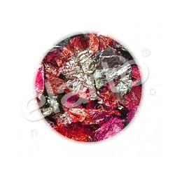 Folia w arkuszu różnokolorowa: czerwień, bordo, pomarańcz, fiolet, zieleń