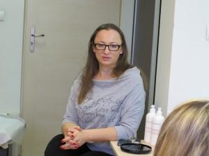 Pani Aneta Oleszek z Podopharm