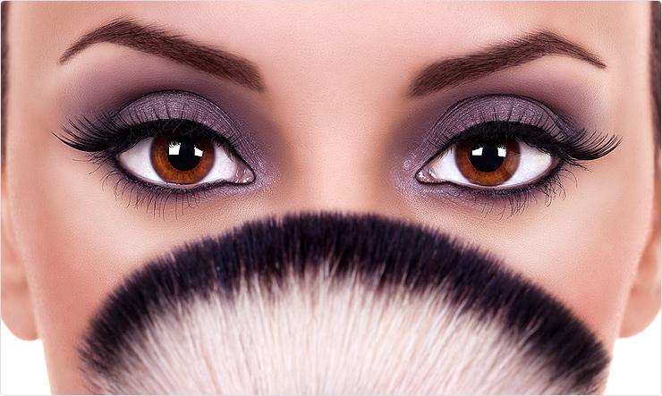 makijaż z kuracją kosmetyczną